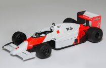 Beemax McLaren MP4/2B '85 Monaco GP makett