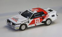 Beemax TOYOTA TA64 CELICA '85 SAFARI RALLY Version makett