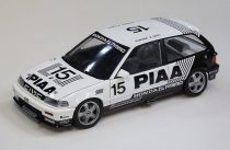Beemax Honda EF3 Civic '89 PIAA makett