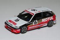 Beemax Honda EF3 Civic Gr.A '88 MOTUL makett