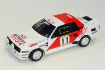 Beemax Toyota TA64 Celica '84 PORTUGAL Rally Version makett
