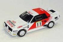 Beemax Toyota TA64 Celica '84 PORTUGAL Rally Version makett