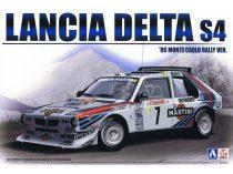 Beemax Lancia Delta S4 Monte Carlo Rally 1986 makett