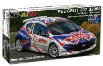 Belkits Peugeot 207 S2000 makett