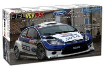 Belkits Ford Fiesta RS WRC 2010 makett