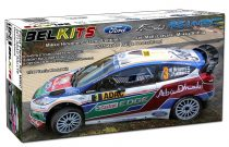 Belkits Ford Fiesta RS WRC 2011 makett