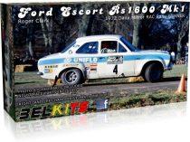 Belkits Ford Escort RS1600 Mk1 1972 makett