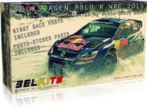 Belkits Volkswagen Polo R WRC 2015 makett