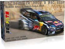 Belkits Volkswagen Polo R WRC 2016 makett