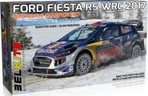 Belkits Ford Fiesta RS WRC 2017 makett