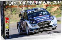 Belkits Ford Fiesta RS WRC 2017 - Tour de Corse 2017 makett