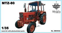 Balaton Model MTZ-80 Belarus tractor