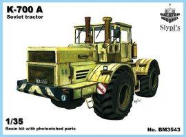 Balaton Model Kirovets K-700A tractor