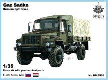Balaton Model Gaz Sadko
