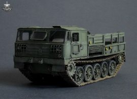 Balaton Model ATS-59G artillery tractor