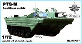 Balaton Model PTS-M amphibious vehicle