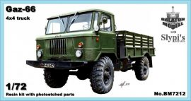 Balaton Model Gaz-66 light truck