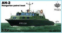 Balaton Model AN-2 patrol boat Hungary