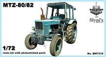 Balaton Model MTZ-80/82 tractor