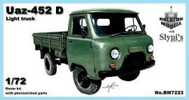 Balaton Model Uaz-452D light truck