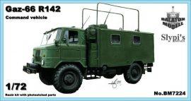 Balaton Model Gaz-66 R142
