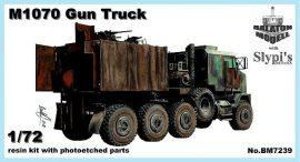 Balaton Model M1070 Gun Truck