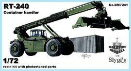 Balaton Model Kalmar RT-240 container handler