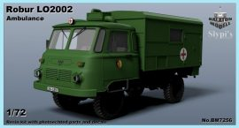 Balaton Model Barkas B1000