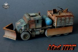 Balaton Model Mad HET post-apocalyptic truck