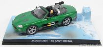 EDICOLA JAGUAR XKR SPIDER OPEN 2002 - JAMES BOND 007 - DIE ANOTHER DAY - LA MORTE PUO' ATTENDERE