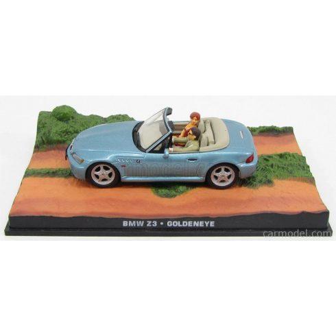 EDICOLA BMW Z3 SPIDER 1999 - 007 JAMES BOND - GOLDENEYE