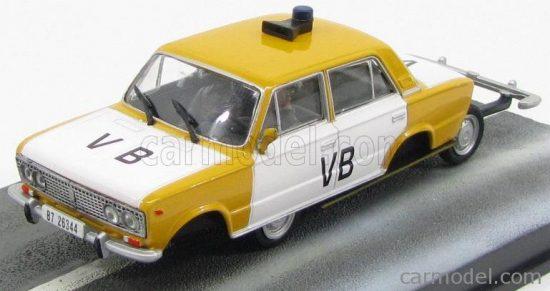 EDICOLA LADA 1500 VB POLICE 1966 - 007 JAMES BOND - THE LIVING DAYLIGHTS - ZONA PERICOLO