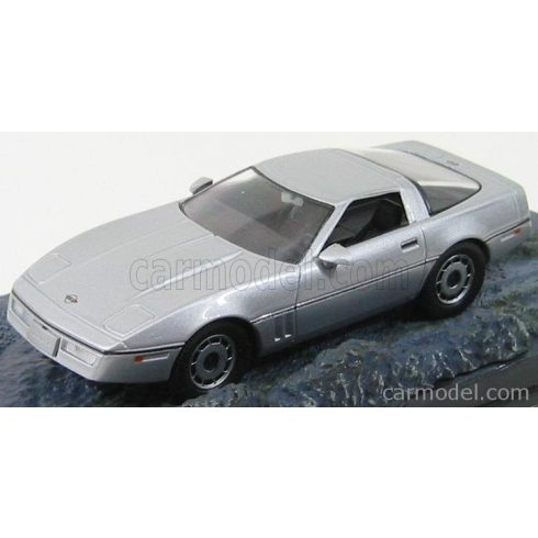 EDICOLA CHEVROLET CORVETTE 1985 - 007 JAMES BOND - A VIEW TO A KILL - BERSAGLIO MOBILE