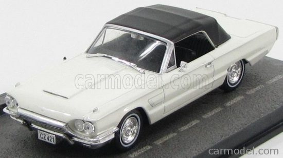 EDICOLA FORD THUNDERBIRD CABRIOLET CLOSED 1965 - 007 JAMES BOND - THUNDERBALL - OPERAZIONE TUONO