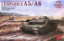 Border Model Leopard 2 A5/A6 3 in1 makett