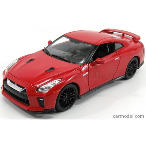 Burago NISSAN GT-R (R35) COUPE 2017