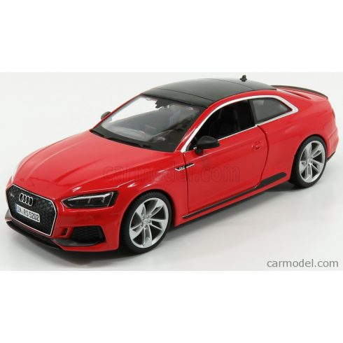 BURAGO AUDI A5 RS5 COUPE 2019