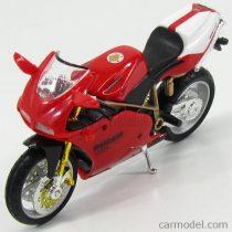 Burago DUCATI 998R SUPERBIKE 2002