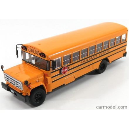 IXO GMC 6000 AUTOBUS LOYSVILLE SCHOOL DISTRICT USA 1989