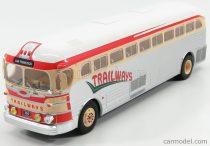 IXO GMC PD 3751 AUTOBUS TRAILWAYS 1949