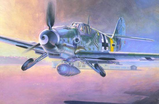 Mistercraft BF-109G-5 Bakhorn makett