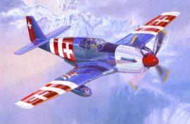 Mistercraft P-51 B Swiss Air Force