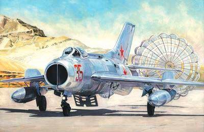 Mistercraft MiG-19S Farmer makett