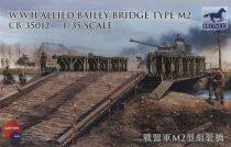 Bronco WWII Allied Bailey Bridge Type M2
