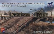 Bronco WWII Allied Bailey Bridge Type M2