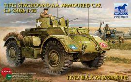 Bronco T17E2 Staghound AA Armoured Car