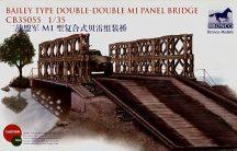 Bronco Bailey Type Double-Double M1 Panel Bridge