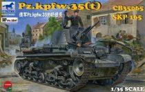 Bronco Pz.Kpfw. 35(t) makett