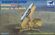 Bronco Rheintochter German R-3p Surface-to-Air Missile makett