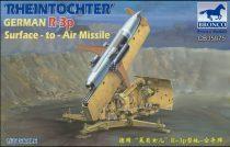 Bronco Rheintochter German R-3p Surface-to-Air Missile makett